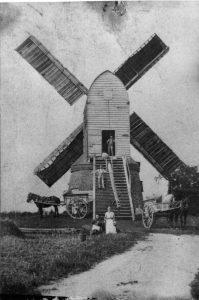(2) Wrawby Mill c1886